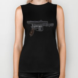 Who Shot First? Biker Tank