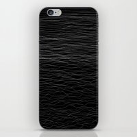 wave iPhone & iPod Skins featuring Wave by Georgiana Paraschiv
