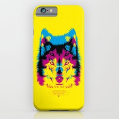 Wolf CMYK Slim Case iPhone 6s