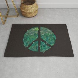 Peaceful Landscape Rug