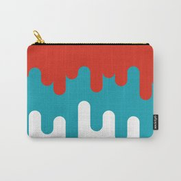 Drips and Drops - Smurf Carry-All Pouch
