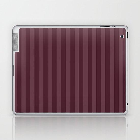 Vertical Stripes Laptop & iPad Skin