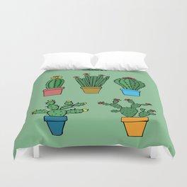 Cacti #2 Duvet Cover