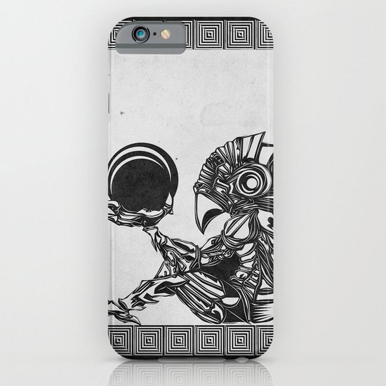 Metroid - The Chozo Geek Line Artly iPhone & iPod Case