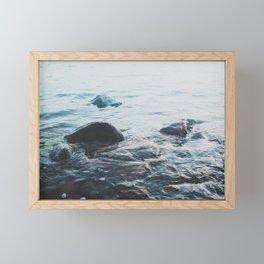 A Summer Night's Eve Framed Mini Art Print