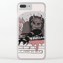 Hell Clear iPhone Case