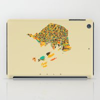 oslo iPad Cases featuring Oslo  by Nicksman