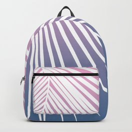 Pastel Palm 01 Backpack