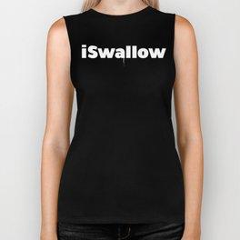 iSwallow. Biker Tank