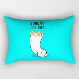 Sunday Fab Day! Rectangular Pillow