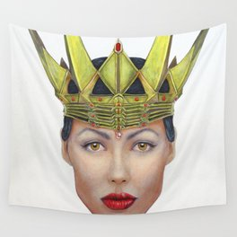 Evil Queen Wall Tapestry