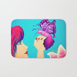 Magical Things Acrylic Painting Bath Mat