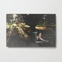 99/365  Metal Print