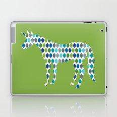 Greenery Unicorn Laptop & iPad Skin