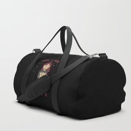Home Is Where Your Cat Is Duffle Bag
