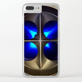 Installation of nuclear power engineering Clear iPhone Case
