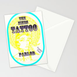 Steph Darling Design at The Nines Tattoo Parlor Stationery Cards