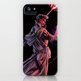 Pavus iPhone Case