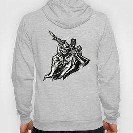 DEATH BY ASSAULT RIFLE Hoody