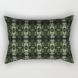 Maidenhair & Moonbeams 02 Rectangular Pillow
