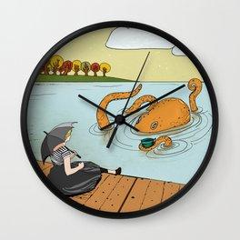 Make Believe Wall Clock