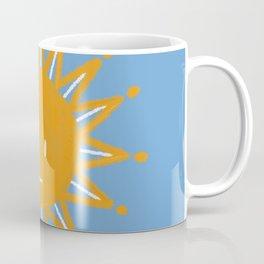 Aesthetic African Sunshine: Nikita Abuya Coffee Mug