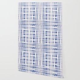 Indigo Pattern (Slim Look Leggings) No.1 Wallpaper