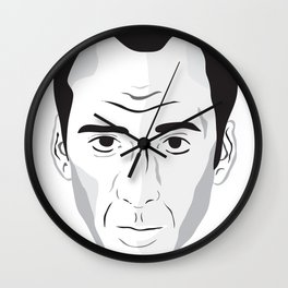 Get Caged. Wall Clock