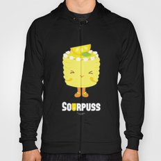 Sourpuss Lemon cake Hoody