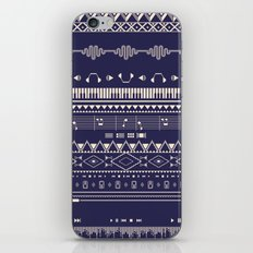 Native Groovy iPhone & iPod Skin