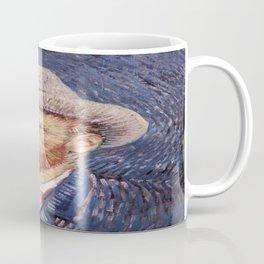 Vincent van Gogh's Self-Portrait with Felt Hat Coffee Mug