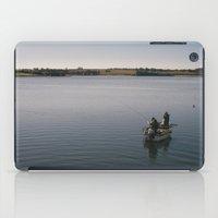 fishing iPad Cases featuring Fishing by Darren Seamark