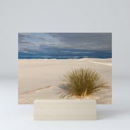 Lone Yucca Mini Art Print