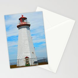 North Cape Lighthouse Stationery Cards