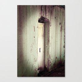 Hidden Passage Canvas Print