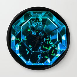 Art Aquarium Wall Clock