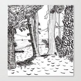Day Four - Lake Tahoe Canvas Print