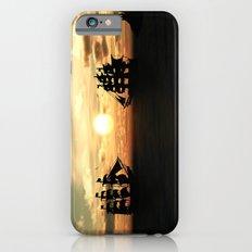 Seefahrt Begegnungen Slim Case iPhone 6s