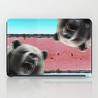 bears iPad Cases featuring Bears by Mary Lo