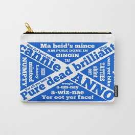 Scottish slang and phrases Carry-All Pouch