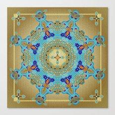 Mix&Match Byzantine Mosaic 01 Canvas Print