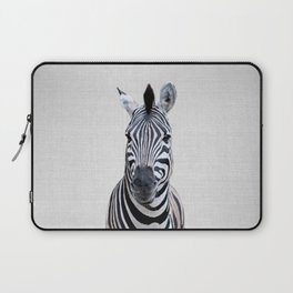 Zebra - Colorful Laptop Sleeve
