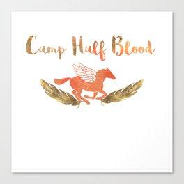 camp half blood v2 Canvas Print