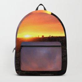 Jerusalem Sunset Backpack