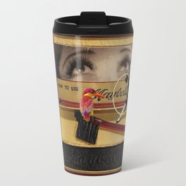 Charleston Hooper with the Gorgeous Eyes (and a kingfisher) Travel Mug