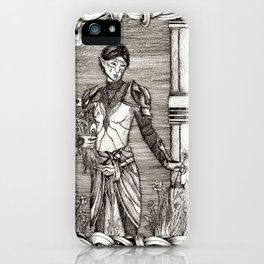 The most evil thing iPhone Case