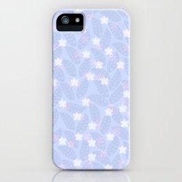 Floral Spring Dream iPhone Case