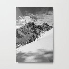 Thompson Peak Metal Print