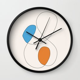 Sketch #10 Wall Clock