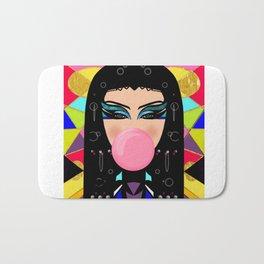 Cleopatra,Egyptian Queen Bath Mat